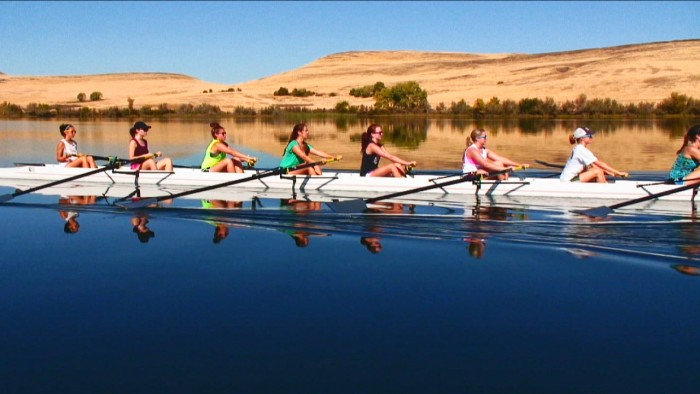 Chico State Rowing Club glides toward success