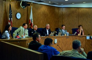 Photograph by Kasey Judge The Chico City Council met Tuesday, during which a new plan for the maintenance of a children's park, Caper Acres, was approved.