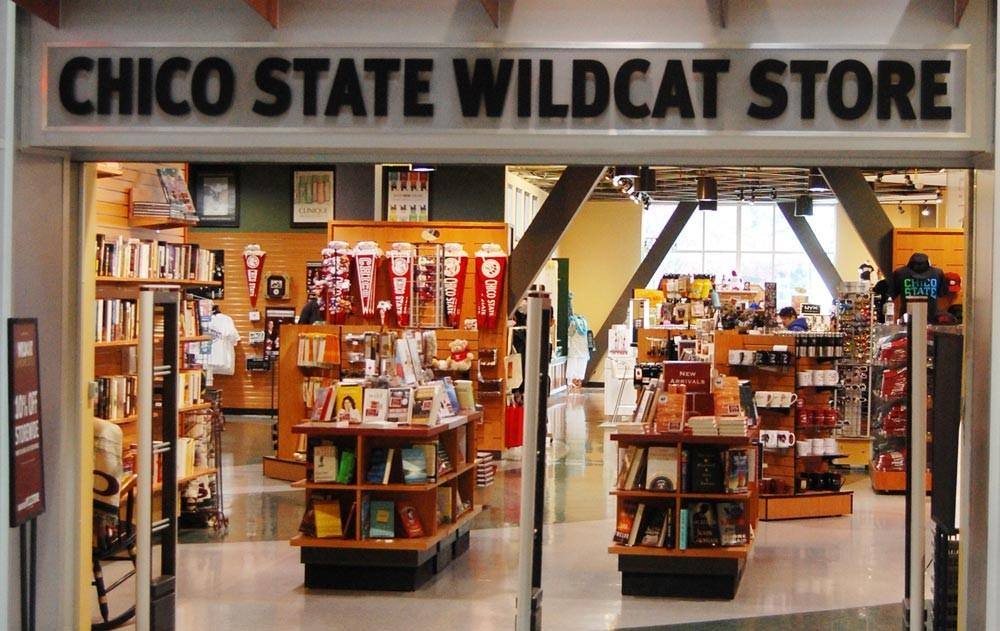 The A.S. Wildcat Store, in a photo taken in the spring of 2013. The Orion file photo.