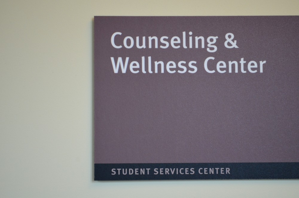 Located in SSC 430, the Counseling and Wellness Center offers a variety of free services to students.Photo credit: Jamie Stryker