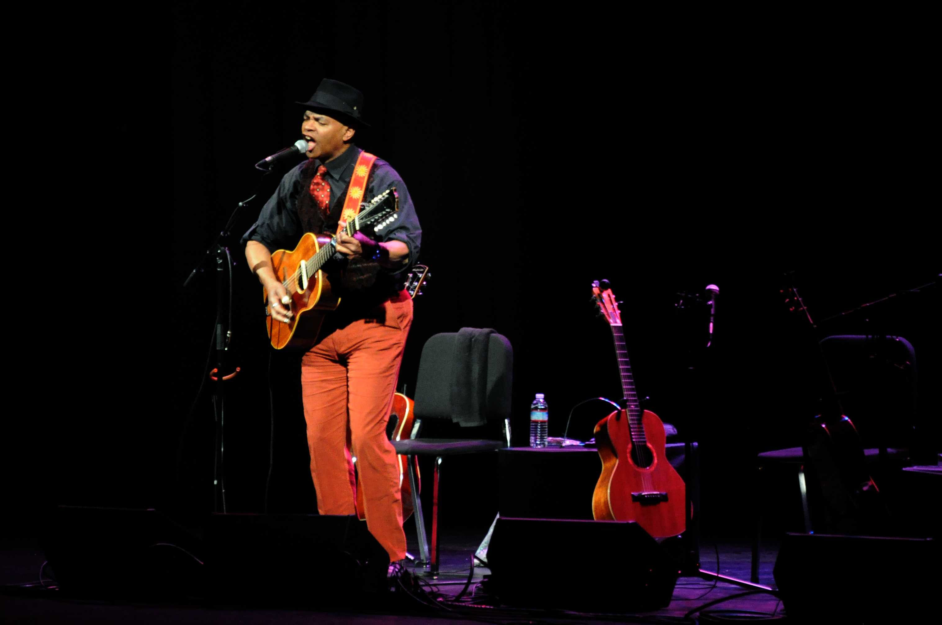 True Blues shows Chico the real deal