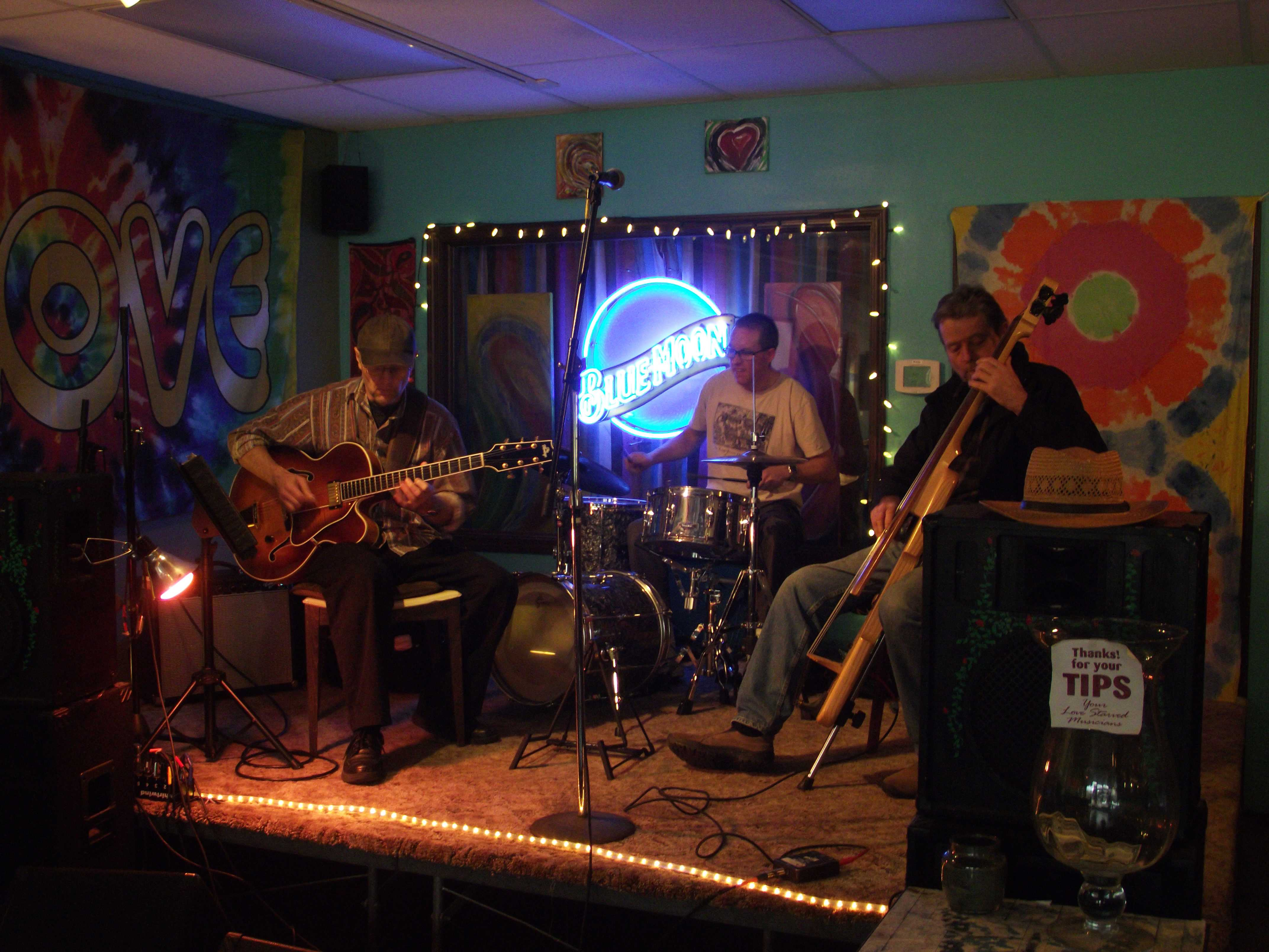 Local trio brings jazz to happy hour