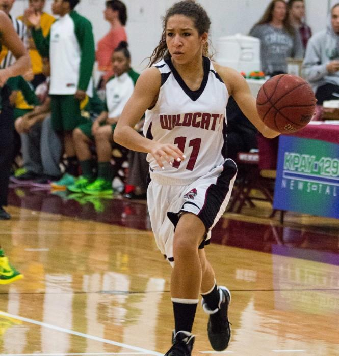 Basketball teams play into postseason