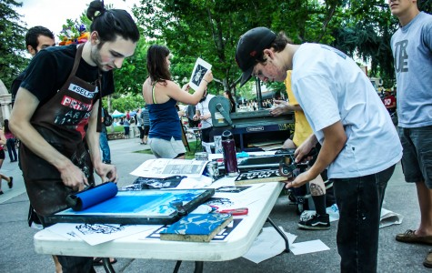 Market showcases artistic offerings