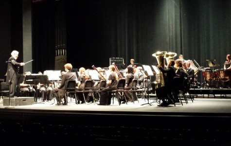 Wind ensemble blows audience away