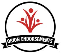 The Orion's AS candidate endorsements