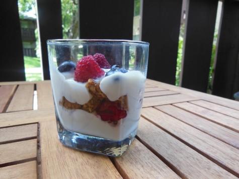 Readers, Digest: Breakfast parfait
