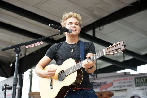 Hunter Hayes released his latest album