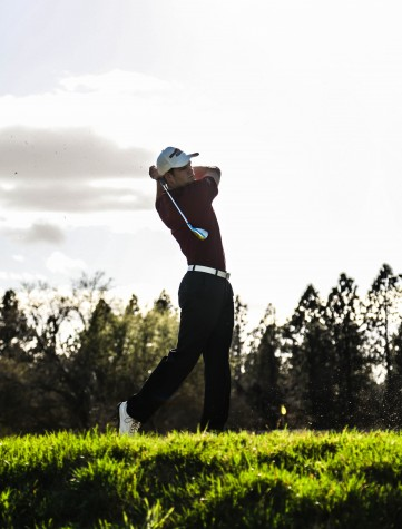 Practice spots for golfers plentiful