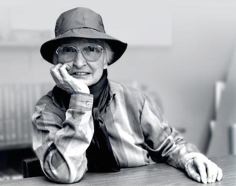 Janet Turner was a world-renowned printmaker and professor at Chico State who would have turned 100 years old this year. Turner's collection at the Janet Turner Print Gallery currently contains more than 3,500 prints. Photo courtesy of Barbara Edmonson.