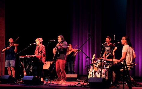 Wildcat Welcome kicks off semester with chilling, soulful performances