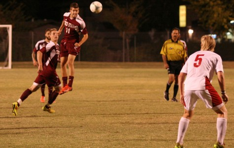 Men's soccer team loses in overtime