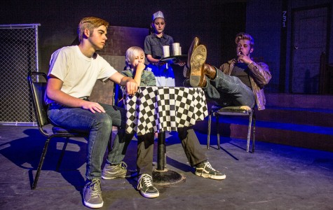 Local theater delivers raw, emotional performances in 'The Outsiders' adaptation