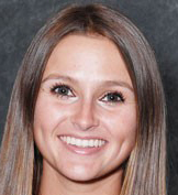 Chico State golfer Dani O'Keefe was the top Wildcat after the first round of the Western New Mexico Fall Intercollegiate tournament on Monday. Photo courtesy Chico Wildcats.