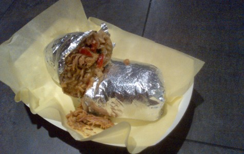 Readers, Digest: Bulldog Taqueria has quick service, juicy burritos