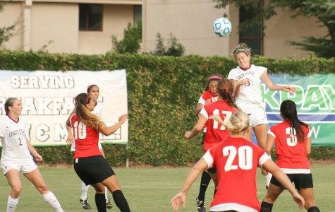 Womens soccer team shuts out San Francisco State