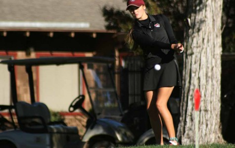 Golfer sets school record with career-best effort