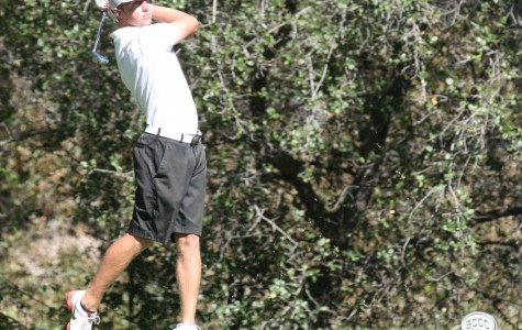 Men's golf wins title at home course