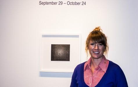 Exhibit allows students to interpret subtle art pieces