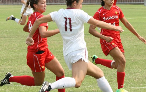 Womens soccer notches road win