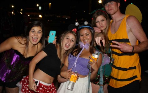Bars close early for Halloween night