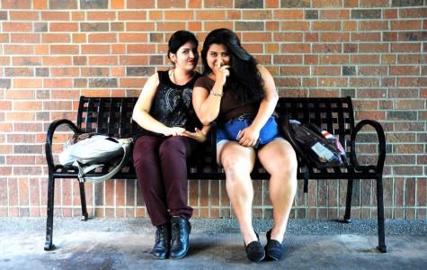 Humans of Chico State: Friends