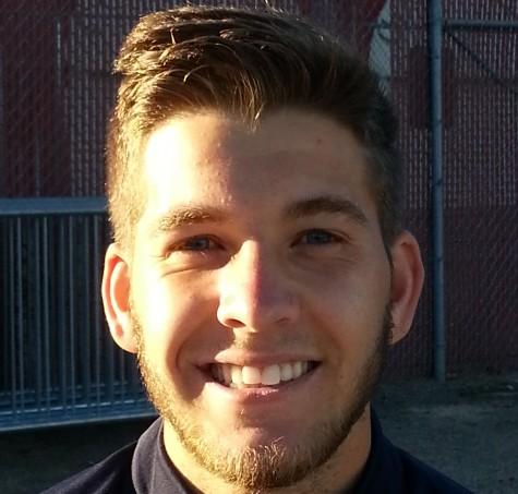 Chico State men's soccer player Nick Radosavljevic is a junior foward on this year's team. Photo credit: Nick Reddy