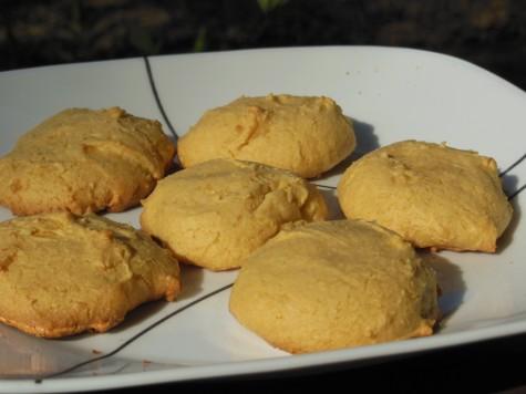 Readers, Digest: Pumpkin Cookies