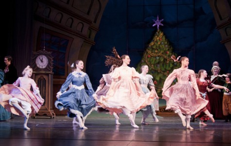 Q&A: Dancer Jenna Large on 'The Nutcracker'