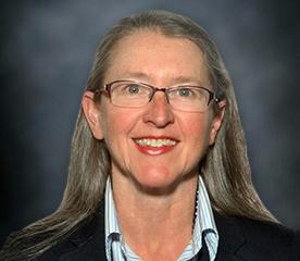 Pamela Thomason, California State University's new system-wide Title IX compliance coordinator. Photo courtesy of CSU public affairs office.