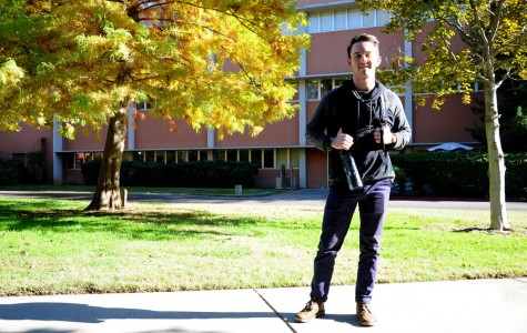 Humans of Chico State: Higher power