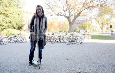 Humans of Chico State: Thanksgiving