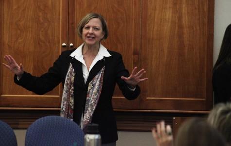 Academic Senate discusses campus parking