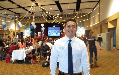 Winter wonderland event recognizes CAVE students and volunteers