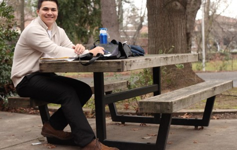 Humans of Chico State: Semester goals
