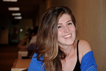 Picture of Chico State student Kayce Tynan