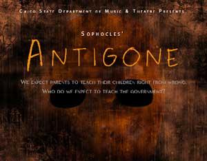 Classic Greek tragedy 'Antigone' promises drama
