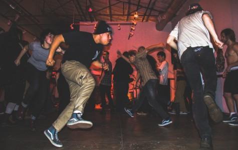 Punk is not dead in Chico