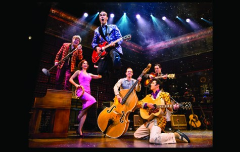 Million Dollar Quartet is a jam session to remember
