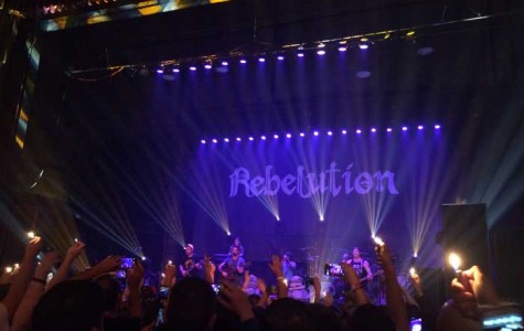 """Reggae band Rebelution promotes """"good vibes"""" at Chico concert"""