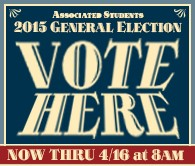 Vote today for student elections