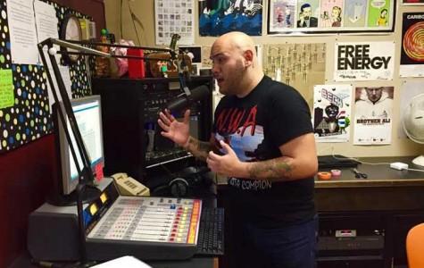 Senior Spotlight: Student keeps radio music philosophy in tune