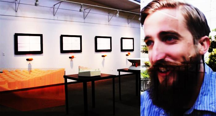 Chico State graduate student displays his culminating exhibition