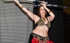 Senior Spotlight: Belly dancer twirls onto center stage