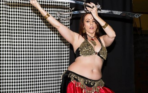 Senior Spotlight: Belly dancer twirls onto center stage