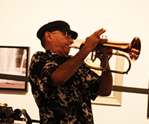 Local jazz band takes on Cammies