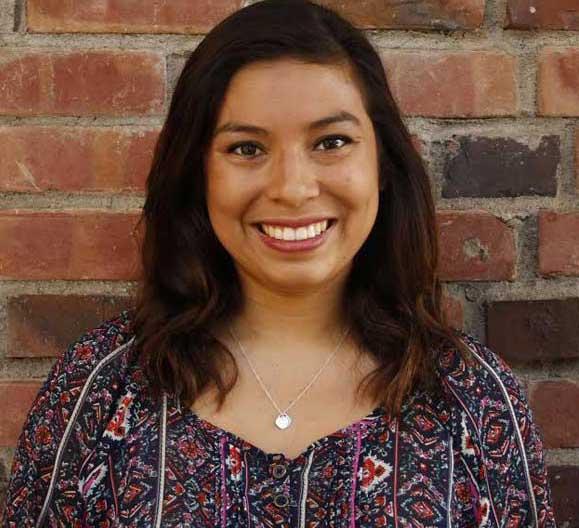 Michelle Brathovd, senior liberal studies major. Photo credit: Nicole Santos