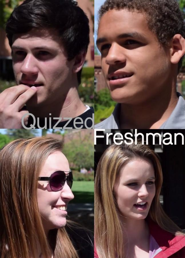 Incoming freshman get quizzed on Chico State facts