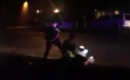 Video of Chico police clubbing man during arrest goes national
