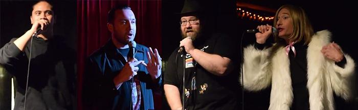 Local Chico comedians talk about open mic night